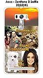 Coque personnalisee Asus Zenfone 2 Selfie ZD551KL - avec VOS photos.