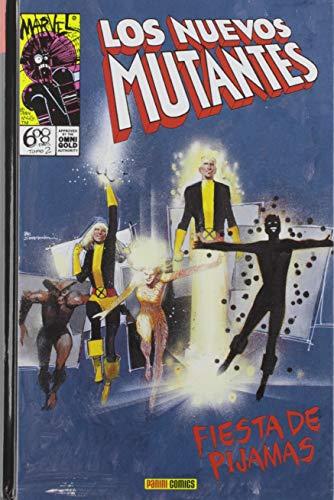 Los Nuevos Mutantes 2. Fiesta de pijamas (MARVEL)