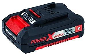 Original Einhell System Akku Power X-Change (Lithium Ionen Akku, 18 V, 1,5 Ah, passend für alle Power X-Change Geräte)