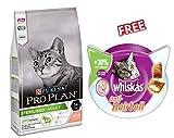 <span class='highlight'>Purina</span> <span class='highlight'>Pro</span> <span class='highlight'>Plan</span> <span class='highlight'>Sterilised</span> <span class='highlight'>Cat</span> <span class='highlight'>Optirenal</span> Rich in Salmon 3kg Premium Dry <span class='highlight'>Cat</span> Food with Tuna & Salmon for Neutered/<span class='highlight'>Sterilised</span> <span class='highlight'>Cat</span>s <span class='highlight'>Pro</span>tein-rich Low-fat Nutrition <span class='highlight'>Pro</span>mote Neutral pH