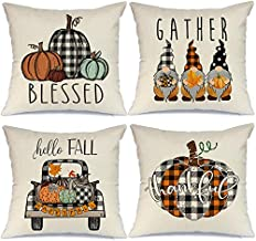 Amazon Com Outdoor Autumn Throw Pillow