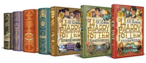 J.K. Rowling Harry Potter Jubiläumsausgabe(Hardcover)