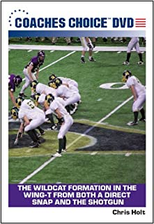 The Wildcat Formation in the Wing-T From Both A Direct Snap and the Shotgun