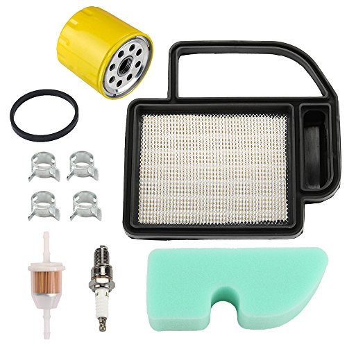Harbot 20 083 06-S 20 083 02-S Air Filter 52 050 02 Oil Filter Tune Up Kit for Kohler 20 789 01-s SV470 SV471 SV480 SV530 SV540 SV541 SV590 SV591 SV600 SV601 SV610 SV620 Engine Toro Lawn Mower Tractor