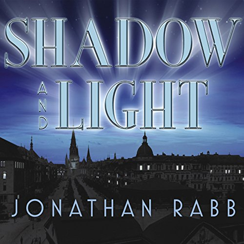 Shadow and Light audiobook cover art