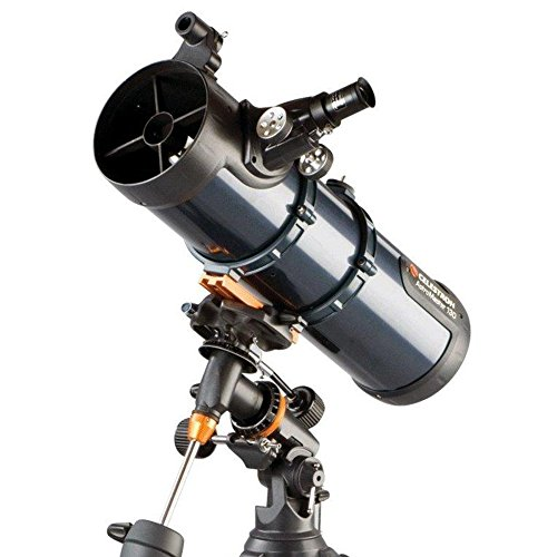 Celestron AstroMaster 130EQ - Telescopio Newton con azionamento a...