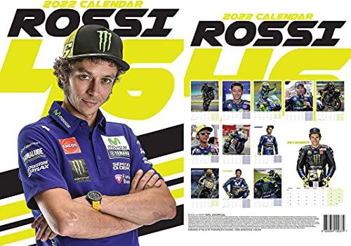 Valentino Rossi Kalender 2022