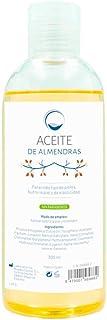 Aceite de Almendras Dulces Puro 100% natural - Hidratante Antiestrías Regenerante Antioxidante - Suavizante para Ezcemas y...