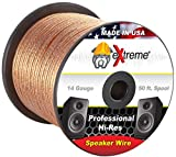Bose Compatible Audio Speaker Wire - Home Theater - Bose Professional 14 Gauge