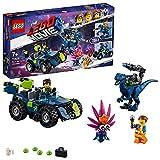 LEGO La LEGO Película 2 - Todoterreno Rextremo de Rex, set de construcción 3 en 1 con dinosaurio y coche de juguete,...