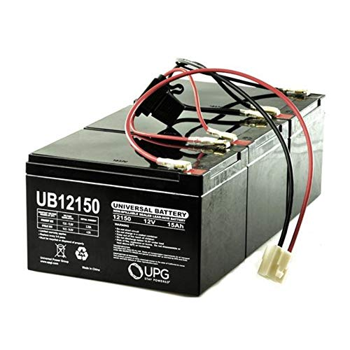 Universal Parts High Capacity 15 Ah 36 Volt Razor MX500 & MX650 Battery Pack