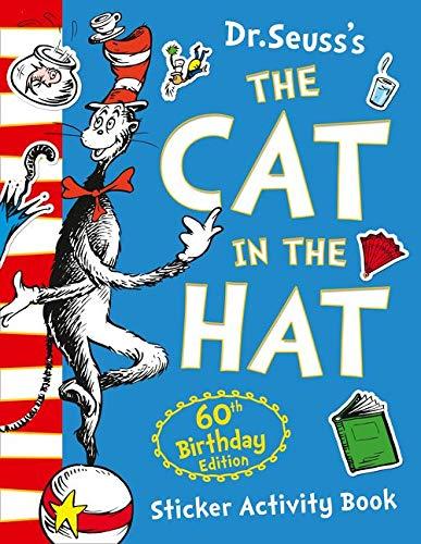CAT IN THE HAT STICKER ACTI_PB