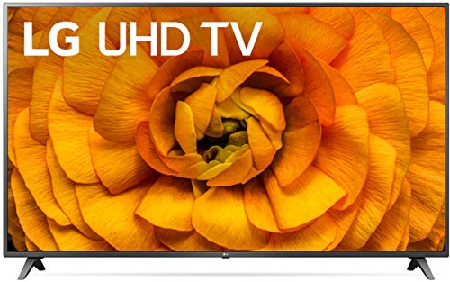 """LG LED Smart TV 82"""" Real 4k UHD TV, , Native 120Hz Refresh Rate, Apps Enabled, Voice Commands, Bluetooth, Wi-Fi, USB, Google/Alexa - 2020"""