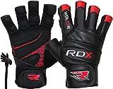 RDX FC3 - Guantes de Boxeo, Color Negro - BGL-PFC3