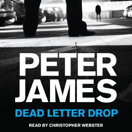 Dead Letter Drop audiobook cover art