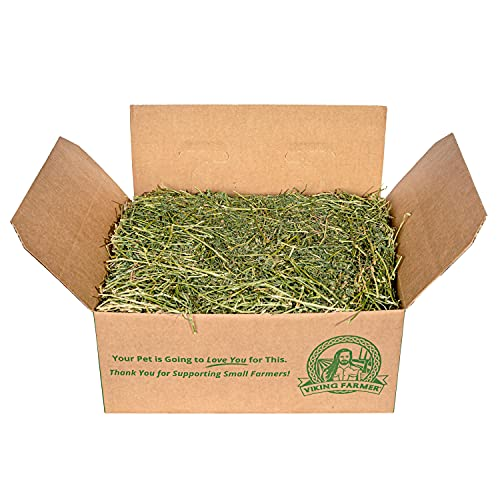 Viking Farmer Alfalfa Hay for Rabbits