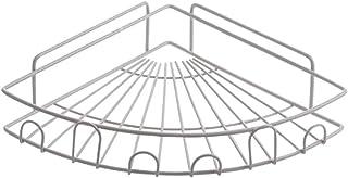 De Bain Support D'Angle De Salle Pour Salle De Bain Support De Rangement Salle De Bain Cosmétique Douche Rack De Stockage ...