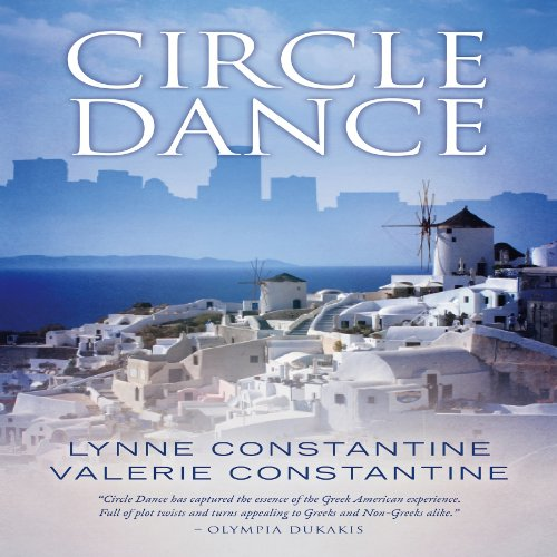 Circle Dance audiobook cover art