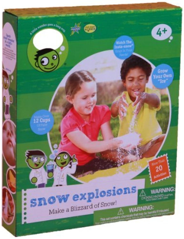 ofrecemos varias marcas famosas Be Amazing Juguetes Snow Snow Snow Explosions Science Experiment Kits by Be Amazing  Juguetes  barato y de alta calidad