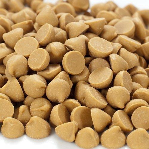 Guittard Butterscotch Chips - 1,000 count per lb - 1 box - 25 lb