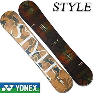 18-19 YONEX/ヨネックス STYLE スタイル メンズ 板 スノーボード 2019