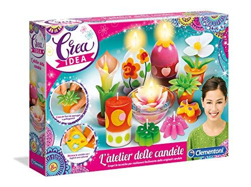Clementoni - 15253 - Crea Idea - Atelier Candele