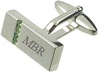 Keepsake Engraved Personalized Case Puerto Rico Flag Tie Clip Bar 55mm