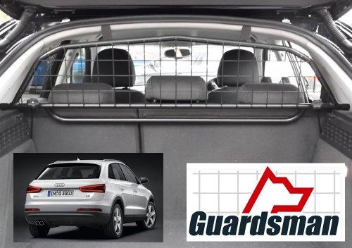 Guardsman HUNDEGITTER FÜR Audi Q3/SQ3 Montage ohne Bohren (G1277)