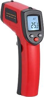 赤外線温度計 工業/家庭温度管理 非接触 デジタル LCD レーザー赤外線 デジタル温度計 センサー ハンドヘルド パイロメーター -50°C〜380°C 料理温度計 クッキング