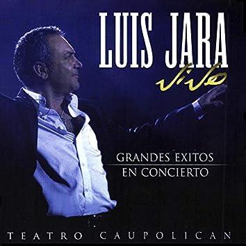 Luis Jara Vive: Grandes Éxitos en Concierto - Teatro Caupolicán (En Vivo)