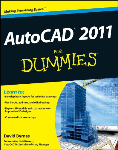 AutoCAD 2011 For Dummies (For Dummies Series)
