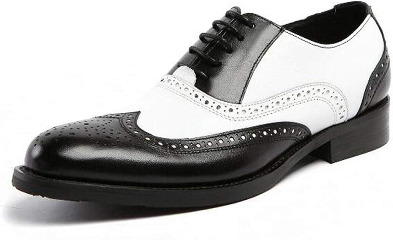 Men Dress shoes Vintage Men Spectator Oxfords Men shoes Suits Groom shoes