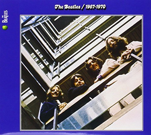 1967-1970 [The Blue Album] by The Beatles (2010-10-19)