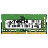 A-Tech 8GB Module for Intel Xeon NUC8I7BEH Compatible DDR4 2400MHz PC4-19200 Non-ECC SODIMM 1.2V - Single Laptop & Notebook Memory RAM Stick (ATMS370367A25827X1)