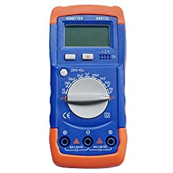 Honeytek A6013L - Best Capacitor Tester for Budget
