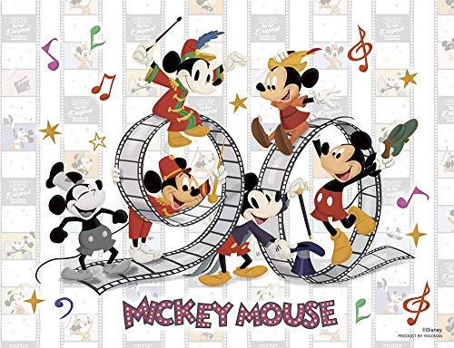 300ピース ジグソーパズル ディズニー90周年 ミッキーマウス 90th アニバーサリー 【プチ2ライト】(16.5x21.5cm)