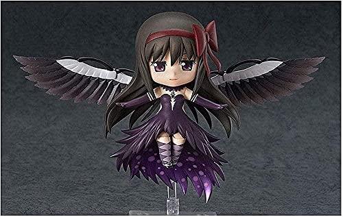 Puella magi madoka magica q nendoroid versión variable cara acción figura pvc anime personaje personaje personaje modelo estatua personaje juguete colección decoración regalo 10
