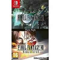 (Nintendo Switch) Final Fantasy VII & VIII Remastered Twin Pack (輸入版)ファイナルファンタジー7 8 ツインパック [並行輸入品]