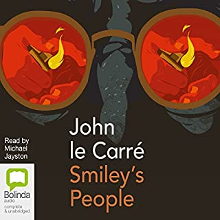 Smiley's People audiobook cover art