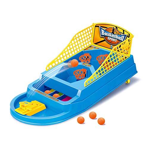 LIUCHANG Tabla de Baloncesto Juguete Juguete -Kids Baloncesto Hoop, Mini Mini Baloncesto Juego Desktop Mini Máquina de Baloncesto for niños liuchang20