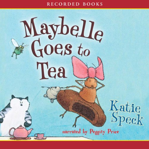 Maybelle Goes to Tea audiobook cover art