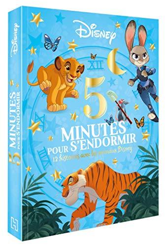 DISNEY - 5 Minutes pour S'endormir - 12 Histoires avec les Animaux Disney
