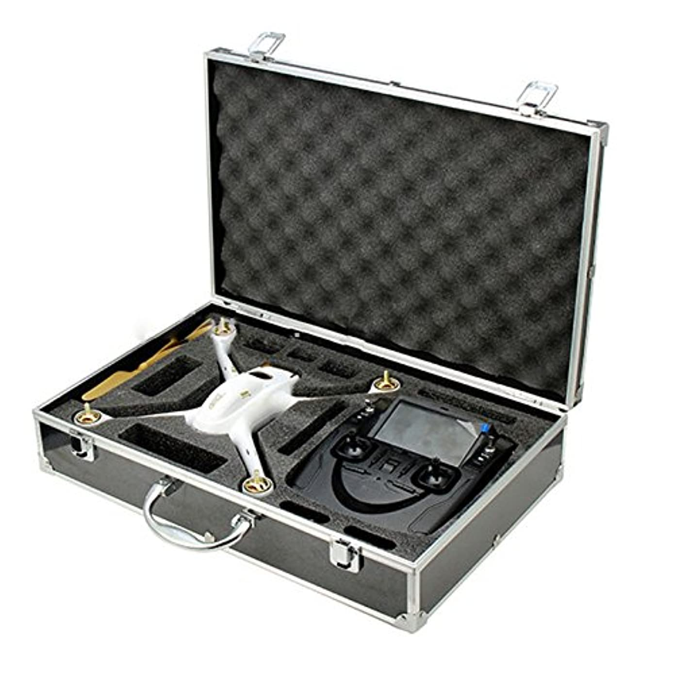Hubsan H501S X4 Camera Drone Backpack Use Aluminum Suitcase Carrying Box Case Hubsan H501S X4 RC Quadcopter