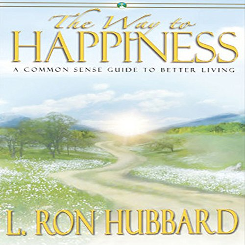 The Way to Happiness audiobook cover art