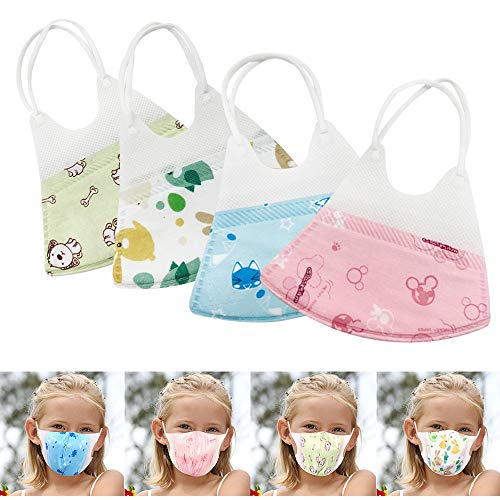 Hefute Disposable Quality 95% Filtered Dust Face Mask Multi-Layer Respirator