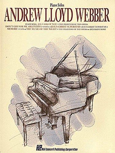 Andrew Lloyd Webber for Piano