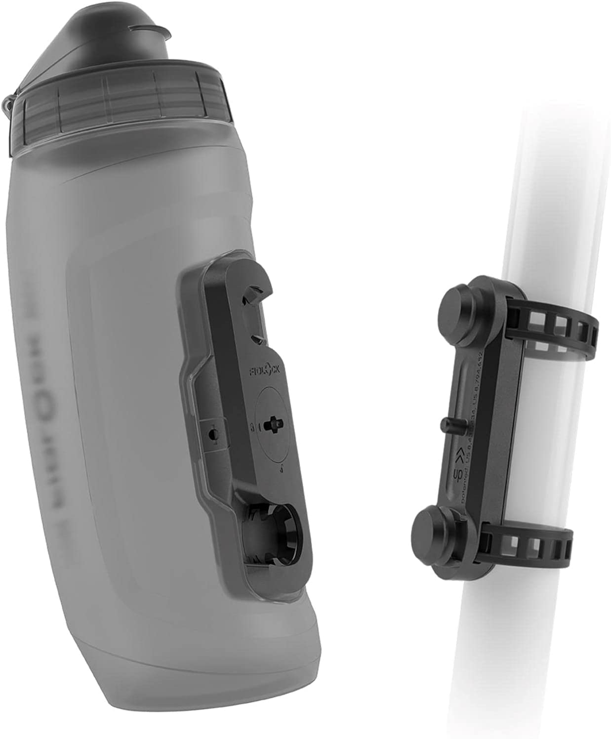 FIDLOCK Twist Bottle 590 Set- Cheap mail order specialty store Chicago Mall Water Bike with Atta Holder