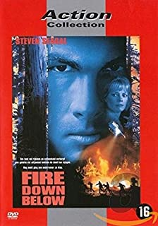 dvd - Fire Down Below (1 DVD)