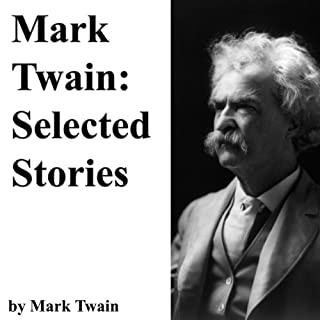 Mark Twain: Selected Stories audiobook cover art