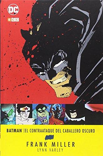 Batman: El contraataque del Caballero Oscuro (Tercera edición) (Grandes autores Batman: Frank Miller)